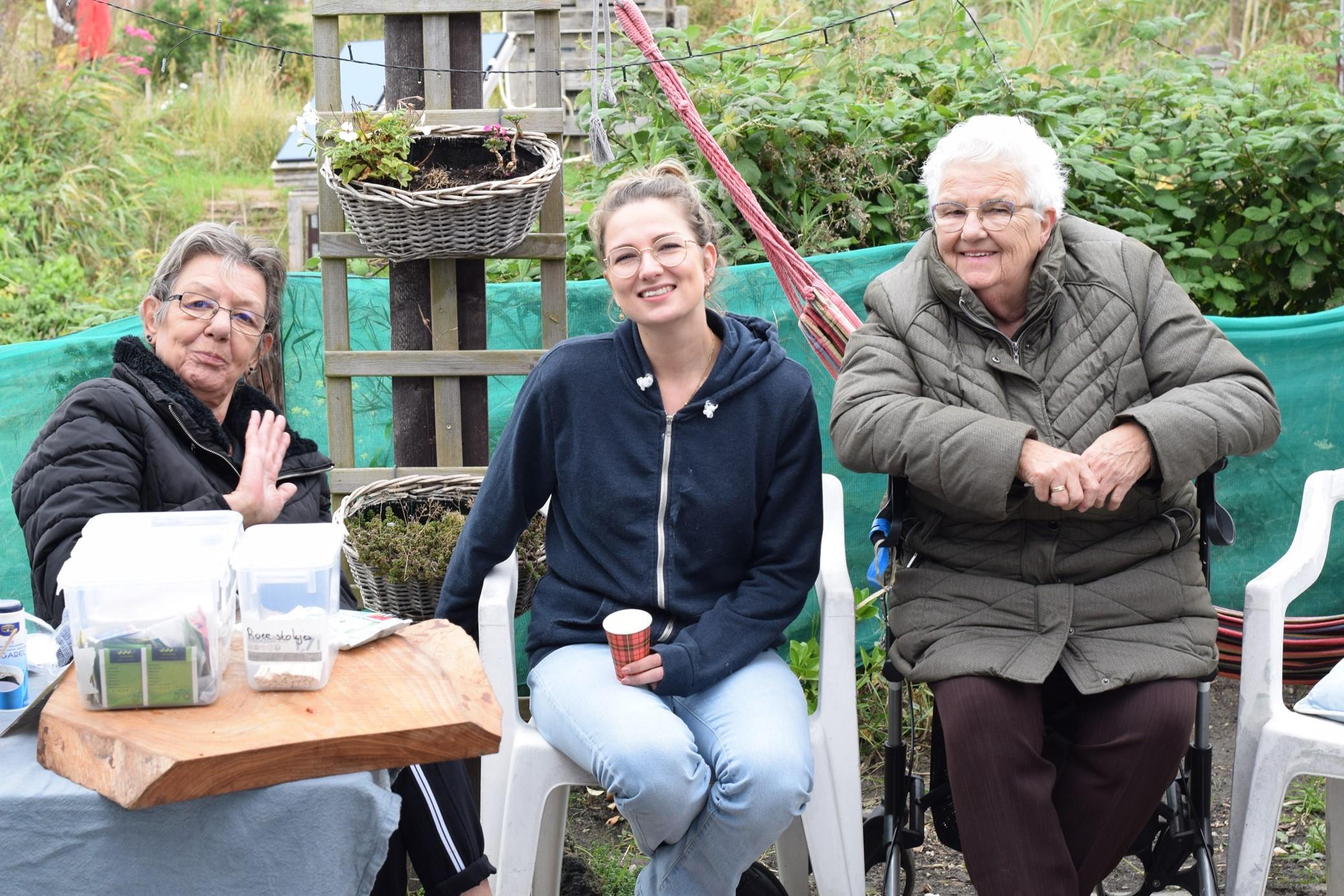Buurtsoep Katwijk en stichting Maatjesopmaat zetten zich in tijdens de week tegen eenzaamheid!